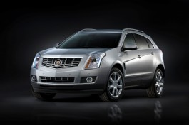 2013 Cadillac SRX