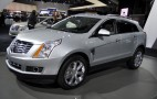 2013 Cadillac SRX Live Photos: 2012 New York Auto Show