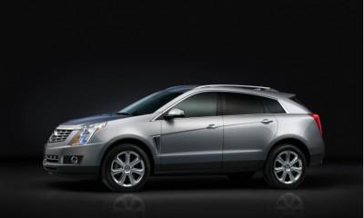2013 Cadillac SRX Photos