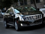 2013 Cadillac XTS - image: Cadillac