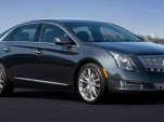 2013 Cadillac XTS leaked