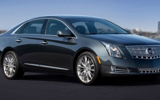2013 Cadillac XTS Rolls In At The 2011 Los Angeles Auto Show