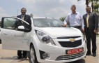 GM's First New Battery Electric Car: 2013 Chevrolet Spark EV  To Launch In U.S.