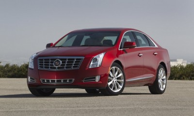 2013 Cadillac XTS Photos