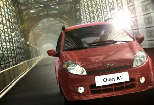 2013 Chery A1
