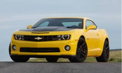 2013 Chevrolet Camaro Photos