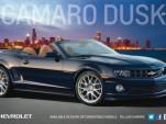 2013 Chevrolet Camaro Dusk Special Edition