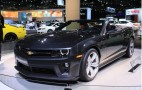 2013 Chevrolet Camaro ZL1 Convertible Live Photos: 2011 Los Angeles Auto Show