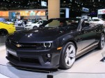 2013 Chevrolet Camaro ZL1 Convertible live photos