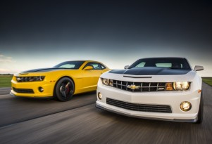 2013 Chevrolet Camaro SS 1LE