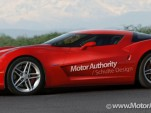 2013 Chevrolet Corvette (C7) rendering