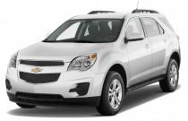 2013 Chevrolet Equinox FWD 4-door LT w/2LT Angular Front Exterior View