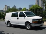 2013 Chevrolet Express Passenger