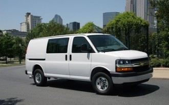 GM Recalls 2013 Chevy Express, GMC Savana Vans For Potential Rollaway Problem