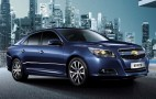 2013 Chevrolet Malibu Gets Early Web Reveal