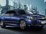 2013 Chevrolet Malibu Chinese market edition