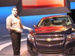2013 Chevrolet Malibu Eco: Video Tour At New York Auto Show