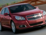 2013 Chevrolet Malibu leaked