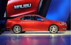 2013 Chevrolet Malibu LTZ: 2011 New York Auto Show Live Photos