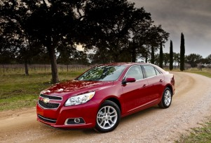 Buick LaCrosse, Regal eAssist Recalled For Fire Risk