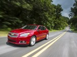 2013 Chevrolet Malibu Recalled To Fix Rear Suspension