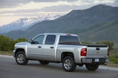 2013 Chevrolet Silverado Hybrid