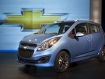 2013 Chevrolet Spark minicar unveiled in Detroit, October 2011