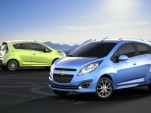 2013 Chevy Spark Vs. 1973 Full-Size Car: Helpful Infographic