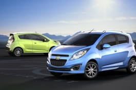 2013 Chevrolet Spark minicar
