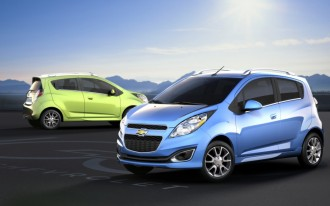 2013 Chevy Spark EV, New Trailblazer, Cadillac CUE: Car News Headlines