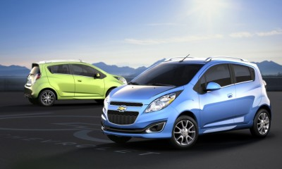 2013 Chevrolet Spark Photos