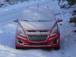 2013 Chevrolet Spark: Gas Mileage Test
