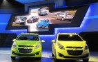 2013 Chevrolet Spark Minicar To Be Priced At Around $13,000