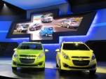 2013 Chevrolet Spark: Details, Live Photos From L.A. Auto Show