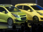 2013 Chevrolet Spark: New Details, Live Pics From The L.A. Auto Show