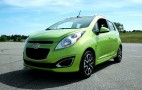 Green Car Reports 2013 Best Car To Buy Nominee: Chevy Spark