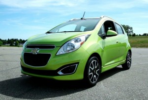 2013 Chevy Spark Proves Popular With Non-GM Customers
