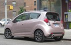 Chevrolet Spark EV Electric Car For Korea As Well As U.S.