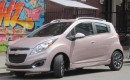 2013 Chevrolet Spark minicar, New York City, Aug 2012