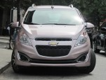 2014 Chevrolet Spark To Get CVT, Replacing 4-Speed Automatic