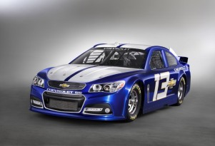 2013 Chevrolet SS NASCAR Sprint Cup car