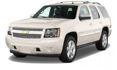 2013 Chevrolet Tahoe Photos