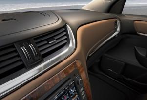 2013 Chevrolet Traverse Teased: 2012 New York Auto Show