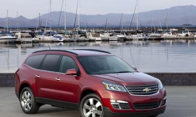 2013 Chevrolet Traverse Photos