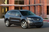 2013 Chevrolet Traverse Photos