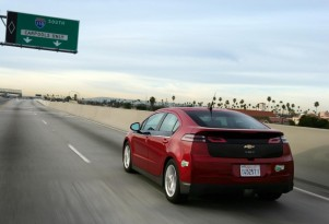 U.S. Military To Order 1500 Electric Cars, Chevy Volts Included