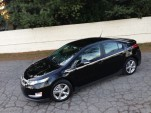 2013 Chevrolet Volt  -  Driven, December 2012