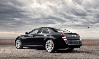 2013 Chrysler 300 Photos