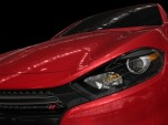 2013 Dodge Dart Compact Sedan: Details Preview Detroit Auto Show