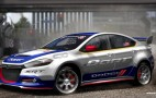 2013 Dodge Dart And Travis Pastrana Ready For RallyCross